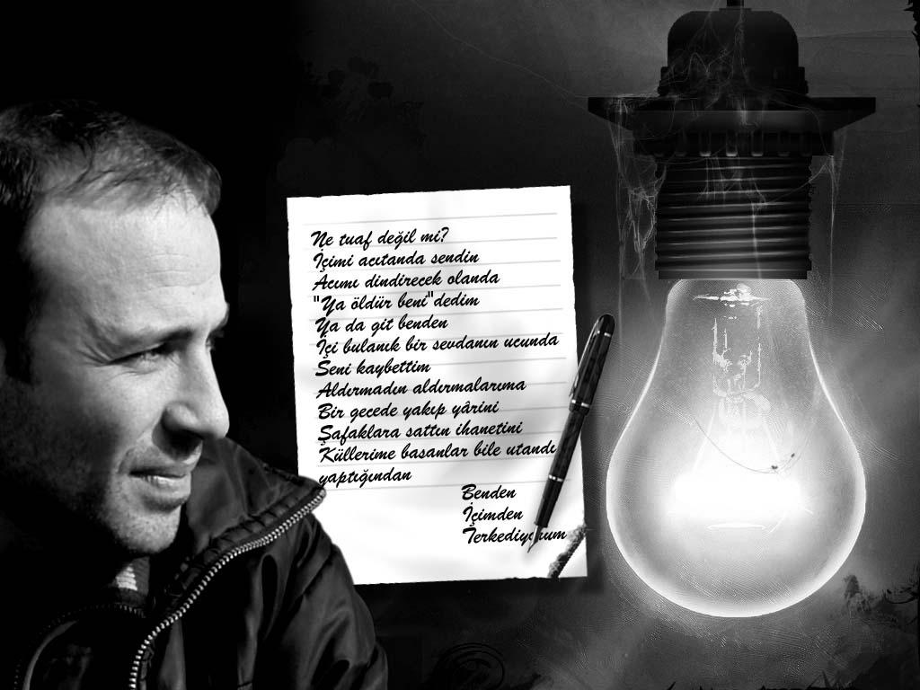 Kahraman Tazeoğlu Şiirleri - Kahraman Tazeoğlu nun En Duygusal En Güzel Aşk Şiirleri
